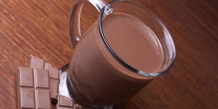 Receta de chocolate a la taza