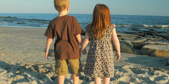 Niños sensibles, ¿cómo tratarlos?