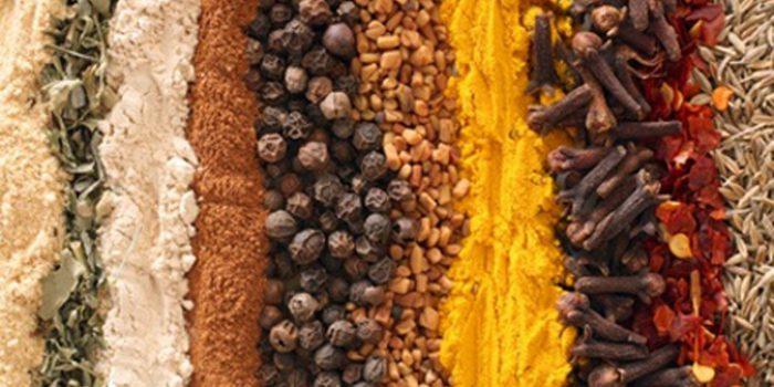 Garam Masala, mezcla de especias