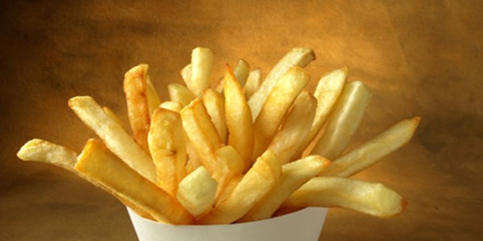 Receta de patatas fritas