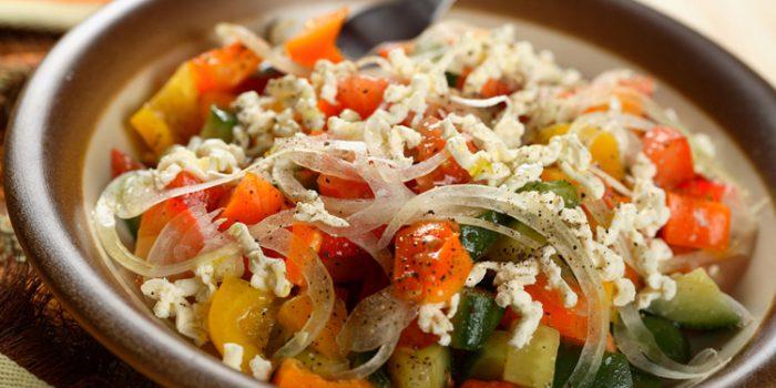 Alimentación vegetariana, en qué consiste y cuales son sus beneficios