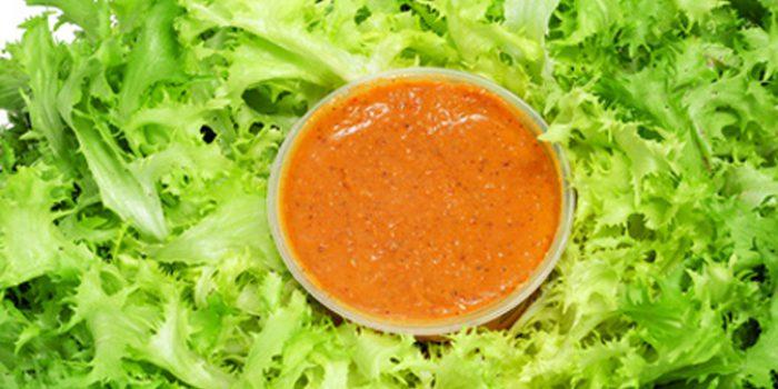 Receta de salsa Romesco, natural y saludable