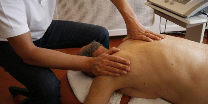 Como mejorar el dolor de espalda con el shiatsu