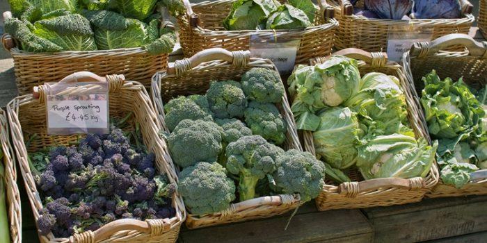 10 alimentos ricos en ácido fólico o vitamina B9