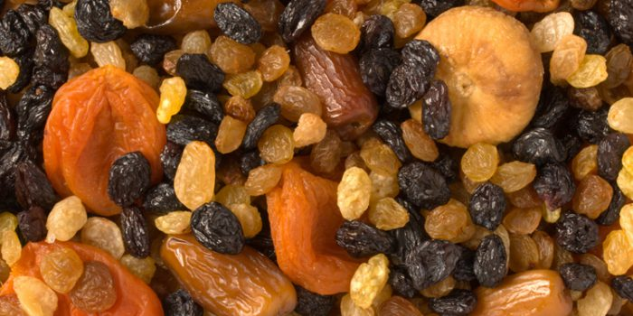 Clasificación de los alimentos macrobióticos