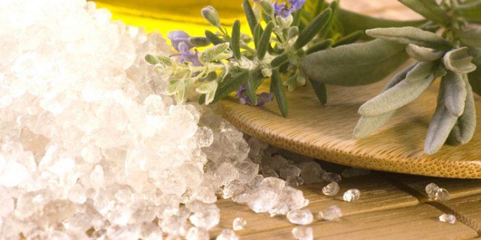 Beneficios y propiedades de la sal