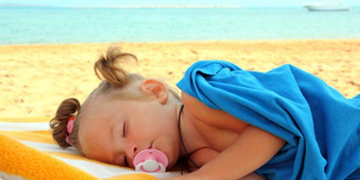 siesta y sueño del bebé: más siestas para un mejor sueño
