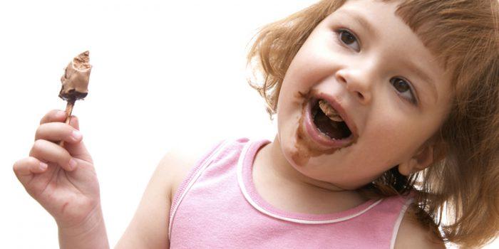 Consecuencias del exceso de consumo de azúcar en niños