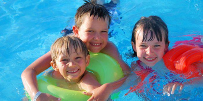 Piscinas de agua salada, ventajas para nuestra salud