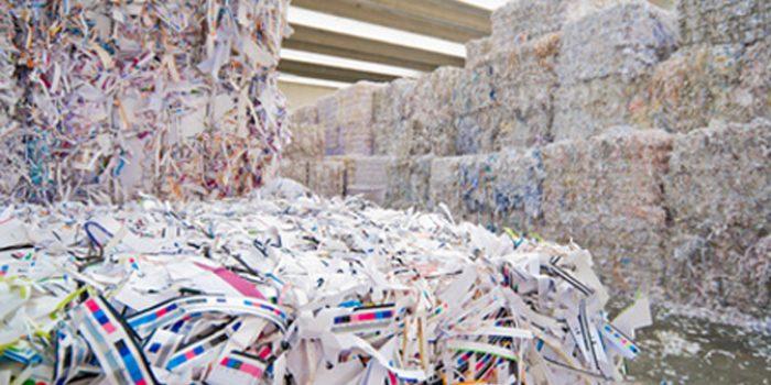 Beneficios del reciclaje de papel