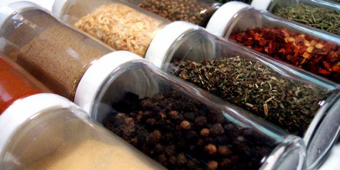 Alimentos terapéuticos y condimentos muy saludables