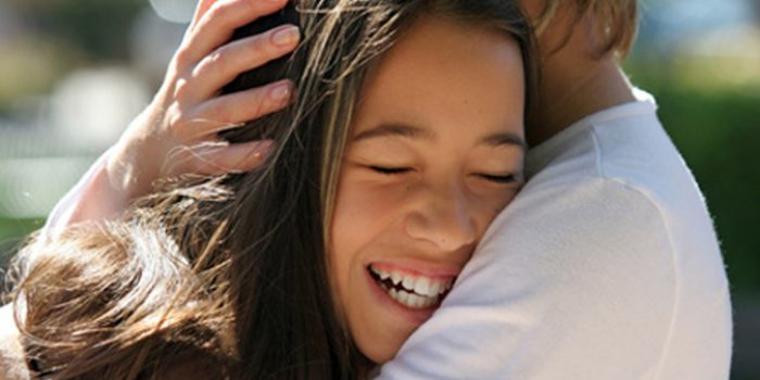 Relación entre padres e hijos adolescentes
