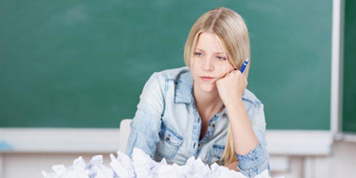 ¿Cuáles son las causas del fracaso escolar?