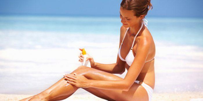 Cómo prevenir los lunares en la piel