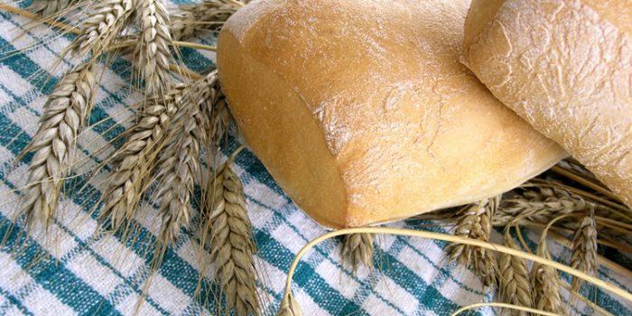 Receta de pan de chapata