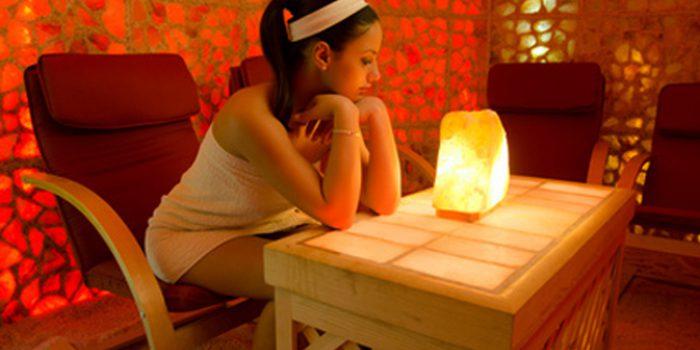 Funcionamiento y propiedades de las lámparas de sal