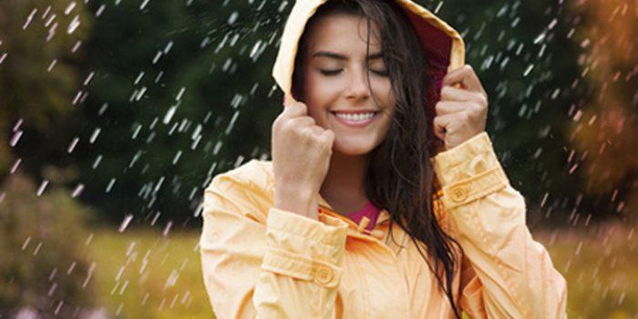 Significado de soñar con lluvia