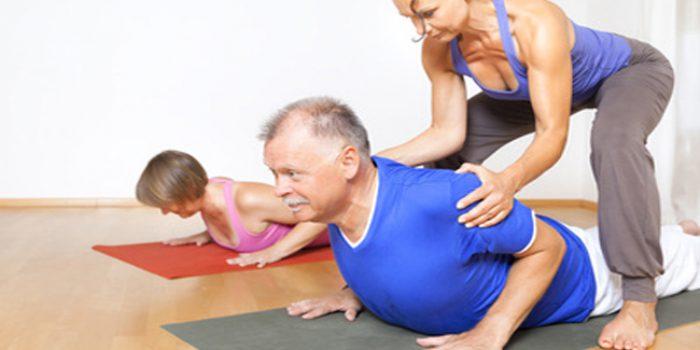 Rehabilitación basada en ejercicios Pilates