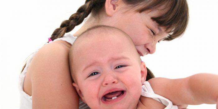 Molestias que quitan el sueño a los bebés