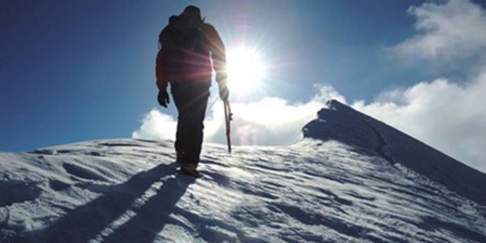 El alpinista