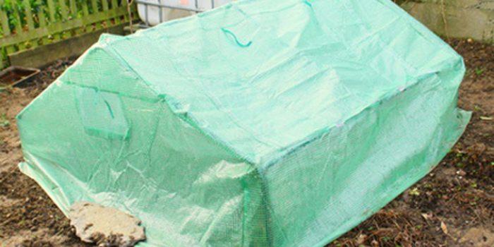 Cómo hacer invernaderos caseros