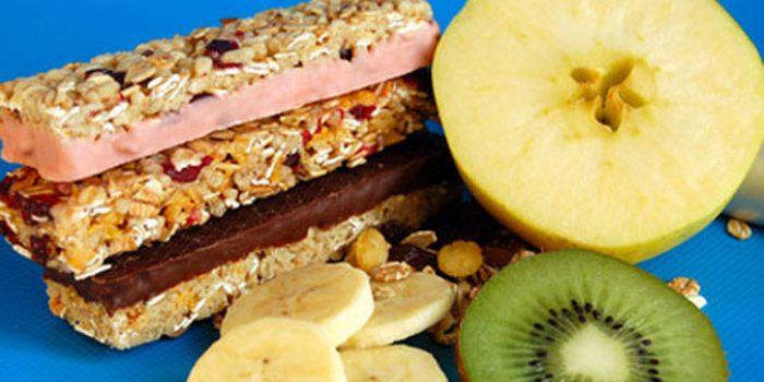 Barritas proteicas, para deportistas y pérdida de peso