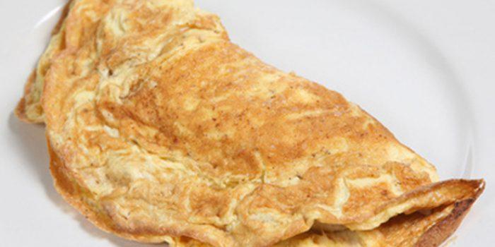 Receta de tortilla francesa