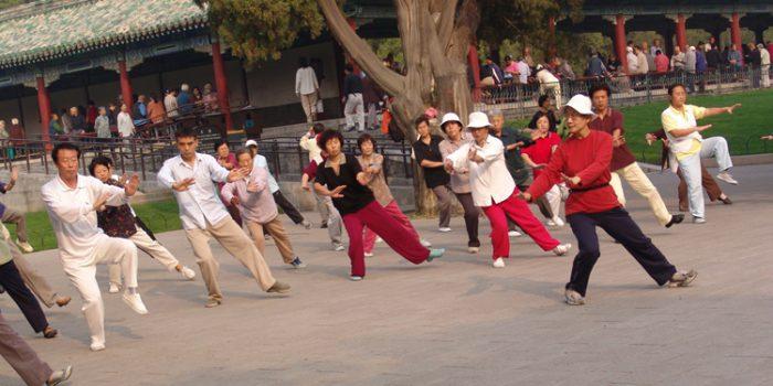 El Taichi Chuan: meditación en movimiento