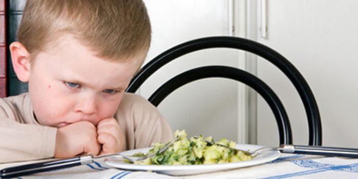 Como solucionar la falta de apetito