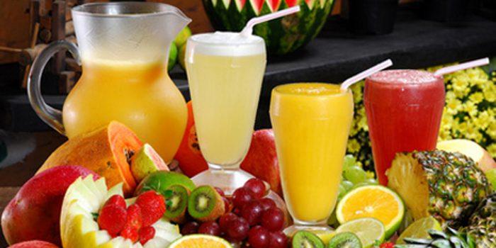 Zumos de frutas, la salud en la despensa