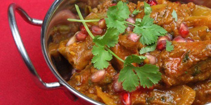 Receta de Tofu al curry con verduras