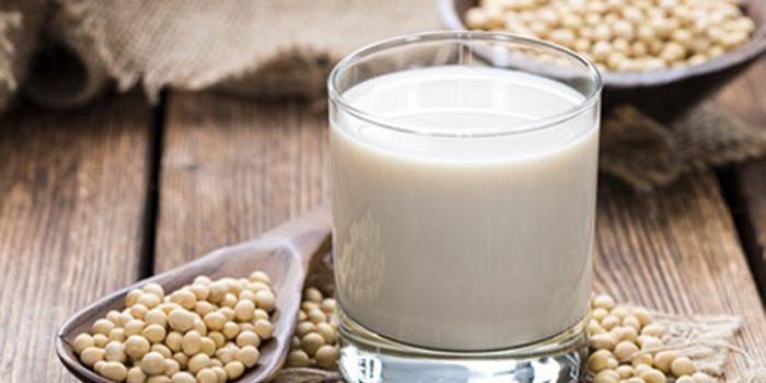Beneficios de la leche de soja