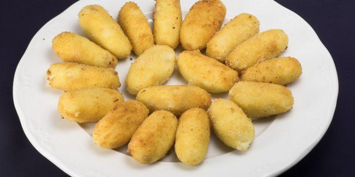 Receta de croquetas de Tofu