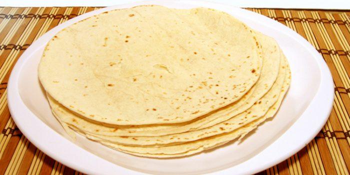 Tortillas Mexicanas muy fáciles de hacer