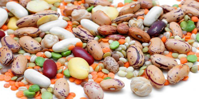 Legumbres como fuente de proteínas vegetales