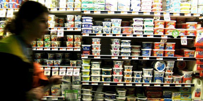 ¿Es cierto que los productos lácteos tienen mucha grasa?