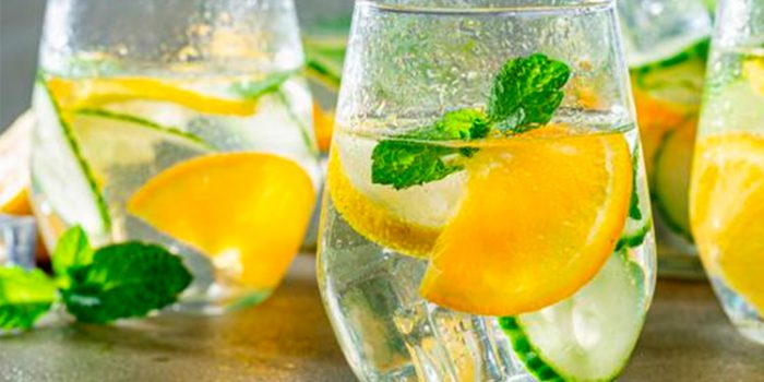 Bebidas de verano: saludables y muy refrescantes