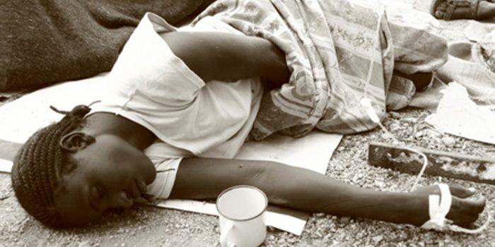 Causas del cólera