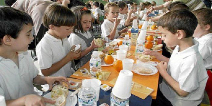 funciones de los comedores escolares