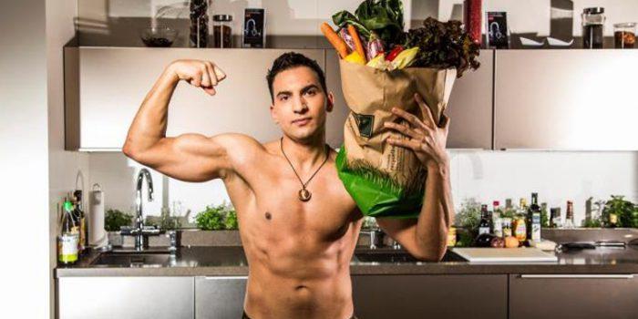 Dieta para deportistas veganos