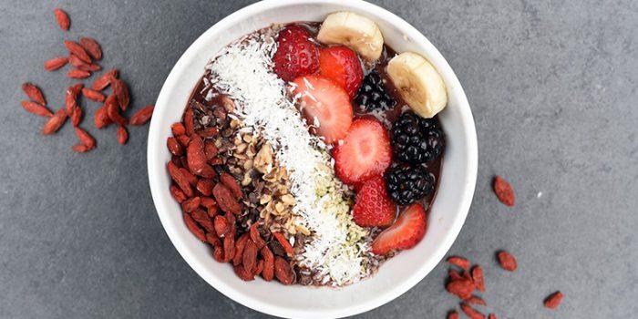 Desayunos saludables: algunas recetas deliciosas