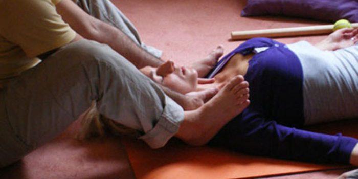 Diafreoterapia, tratamiento corporal