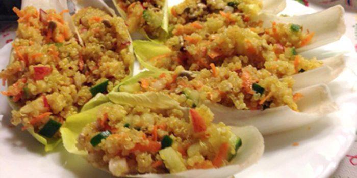 Quinoa con verduras: receta fácil, saludable y nutritiva