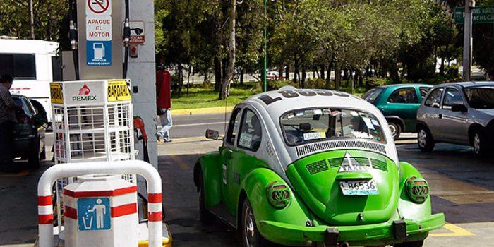 Gas natural vehicular, ventajas e inconvenientes