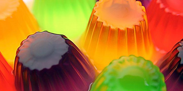 Clases de gelatina, mucho más que un postre