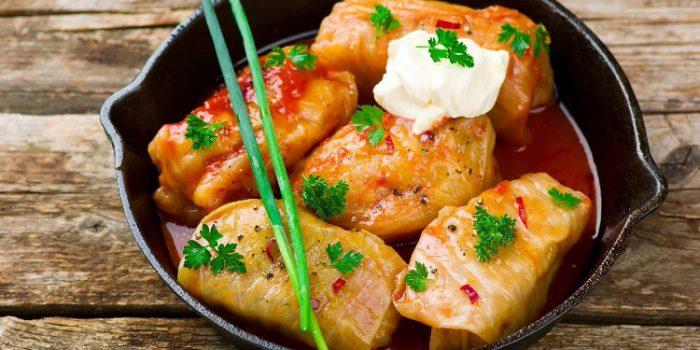 Golubtsi: cómo preparar este plato típico ucraniano