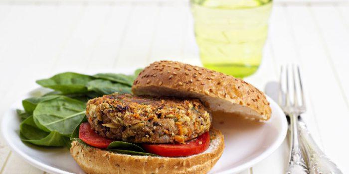 Hamburguesas veganas: ingredientes y preparación