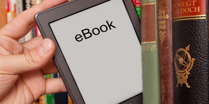 Libros electrónicos y medio ambiente