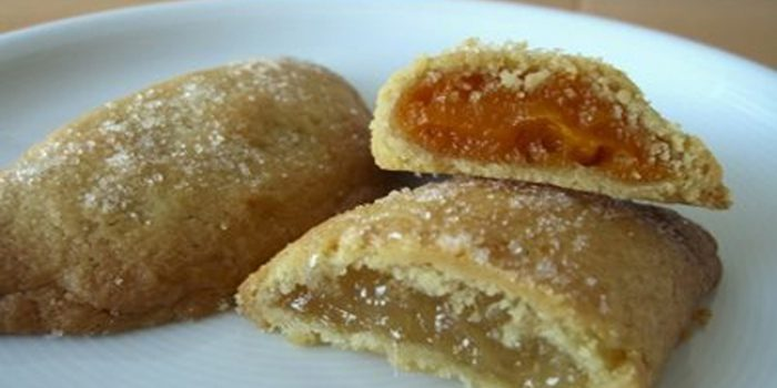 Empanadillas o pastissets de boniato