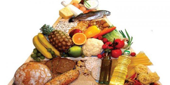 Cómo interpretar la pirámide nutricional